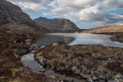 Cona Mheall and Beinn Dearg solo May 2021