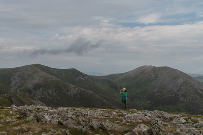Views from Carn Liath summit