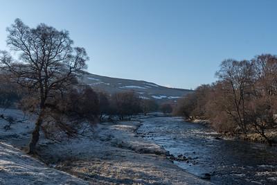 River Avon morning atmosphere