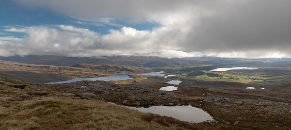 View in the direction of Elphin