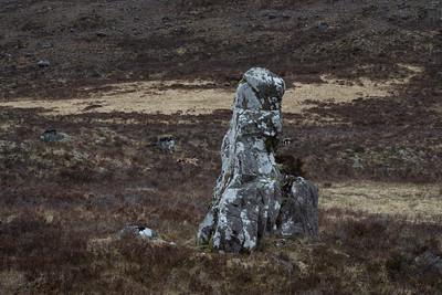 The Clach nan Con-fionn stone