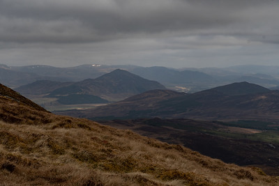 View in direction of Laggan