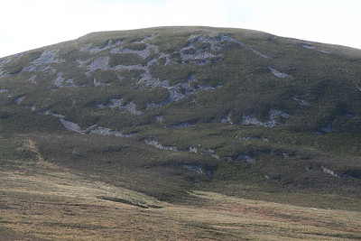 Passing Meallach Bheag