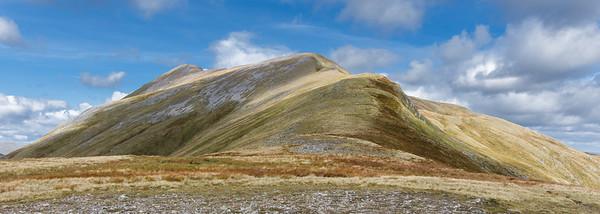 The last peak is A' Chraileag