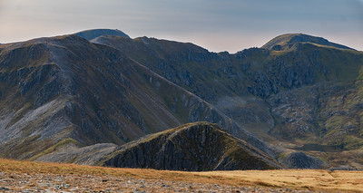 Måam Sodhail and Carn Eighe