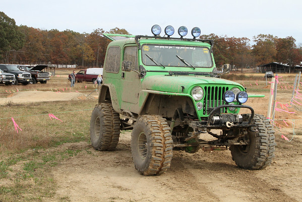 Hill and Hole Mud Bogs