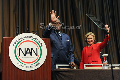 Hillary Clinton, W. Franklyn Richardson