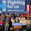 Hillary Clinton in Salinas
