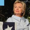 Hillary Clinton At 'Salute To Labor' Picnic In Hampton, IL