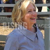 Hillary Clinton At State Fair In Des Moines, IA