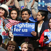 Desis partcipated in hillary super tuesday in NY on 19th sept---pic Mohammed Jaffer-SnapsIndia
