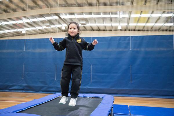 ELC 4yo Gymnastics