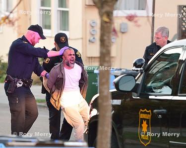 Possible jhadist arrest