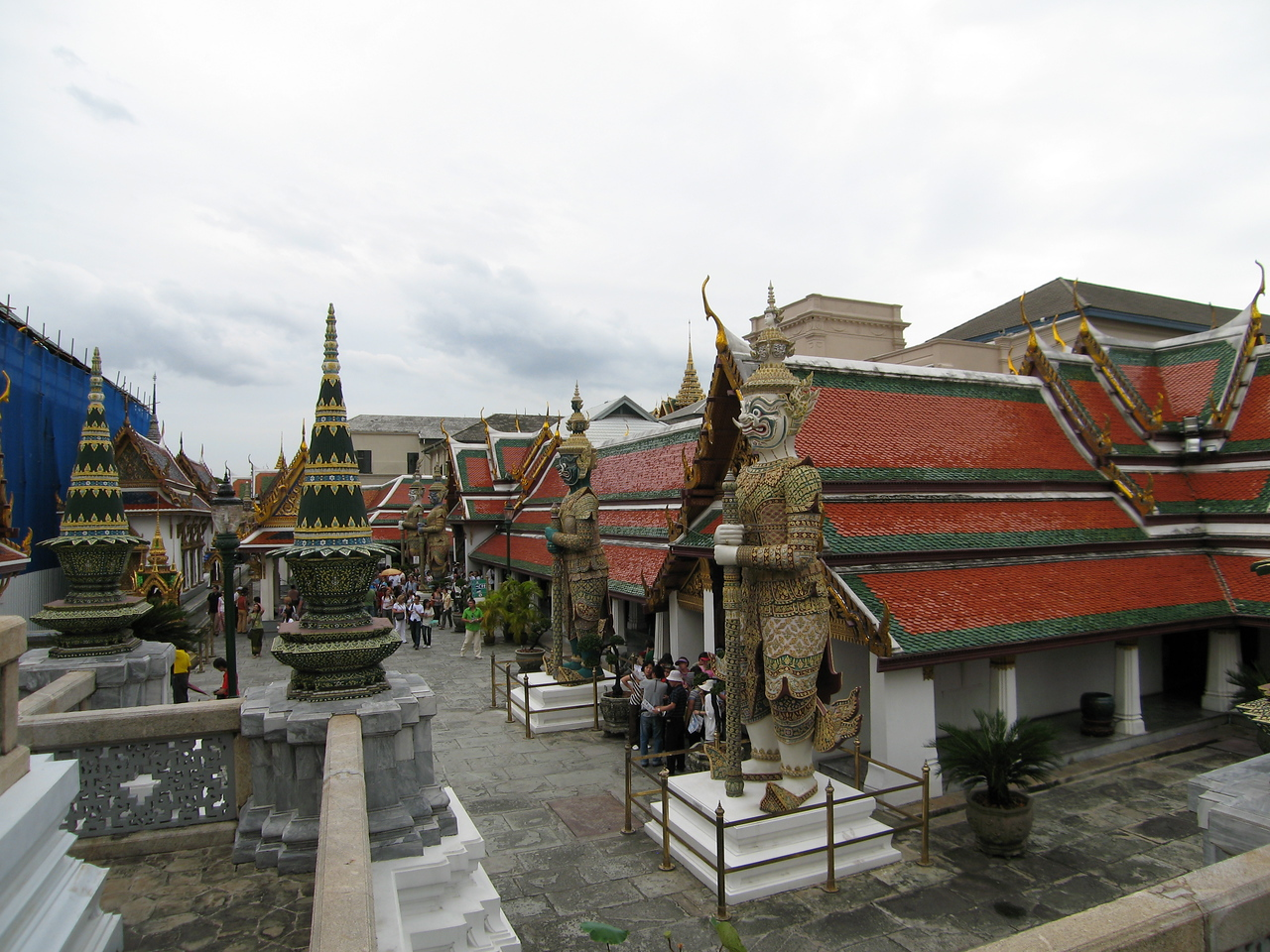"""49. Temple of the Emerald Buddha (Wat Phra Kaew)<br /> <br /> Wat Phra Kaew Gallery<br /> <a href=""""http://rishiray.smugmug.com/gallery/3257161"""">http://rishiray.smugmug.com/gallery/3257161</a><br /> <br /> Hillman Wonders Page<br /> <a href=""""http://www.hillmanwonders.com/temple_emerald_buddha/temple_emerald_buddha.htm#_vtop"""">http://www.hillmanwonders.com/temple_emerald_buddha/temple_emerald_buddha.htm#_vtop</a>"""
