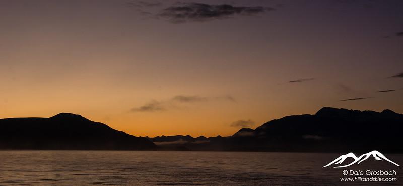Sunrise Naknek Lake