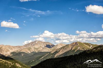 Laplata Peak, Star Mountain