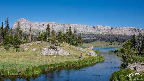 Brooks Lake Creek