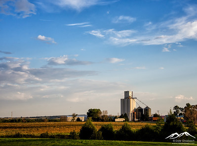 Golden Hour - Enders, Nebraska