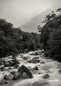 Tutoko River #1