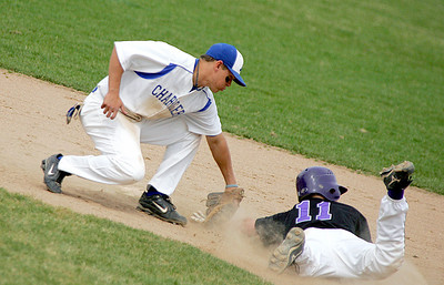 2010 - Charger Baseball vs Ashland