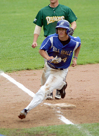 2010 - Charger Baseball vs Tiffin