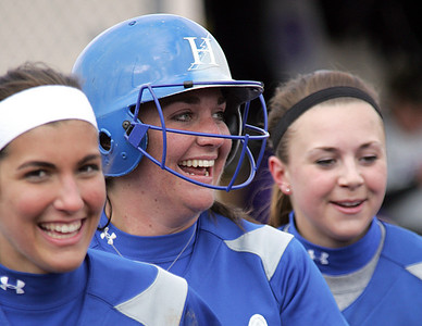 2010 - Charger Softball vs Ashland
