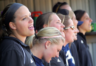 2010 - Charger Softball vs Findlay