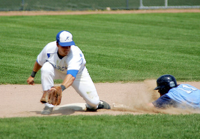 2010 - Charger baseball vs Northwood
