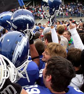 2009 - Charger football vs GV - Homecoming