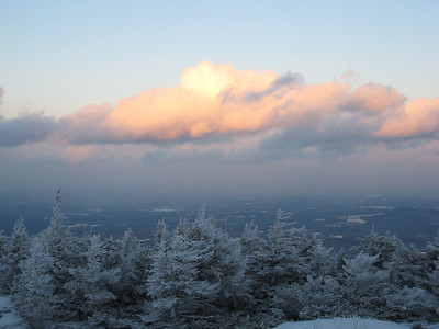 From Mt. Kearsarge