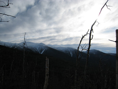 Overcast Beginning
