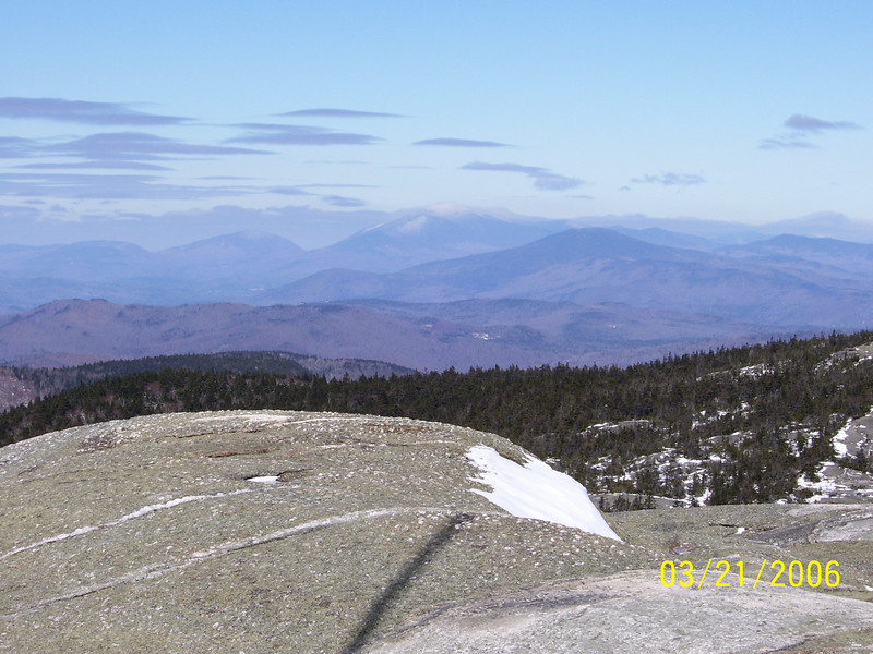 View from Mt. Cardigan