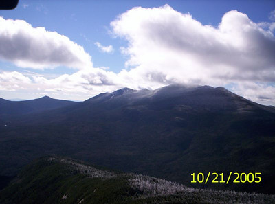 Franconia Ridge