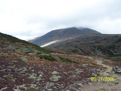 Meandering Ridge