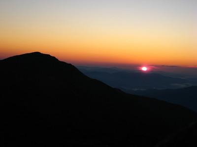 Sunrise with Elisha