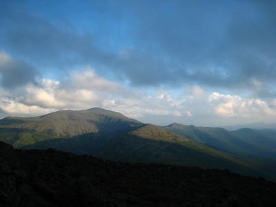 Mt. Sava and the Southern Saints