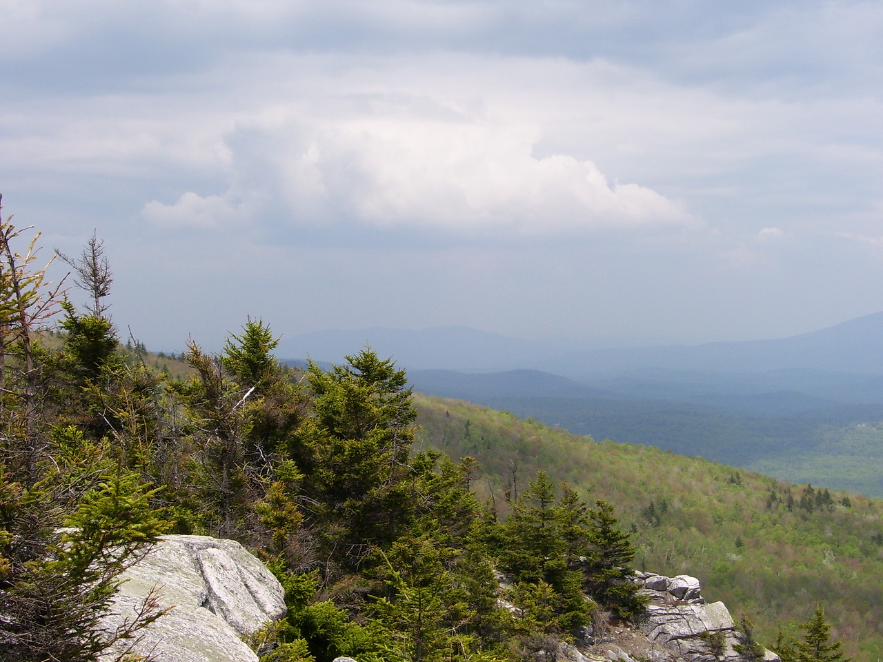 Mt. Sunapee Ridge, 05272006