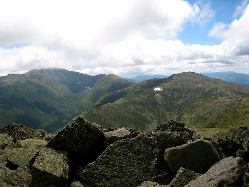 Mts. Sava and Niphon