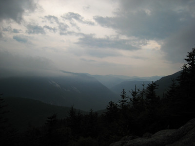 Storm in the Notch