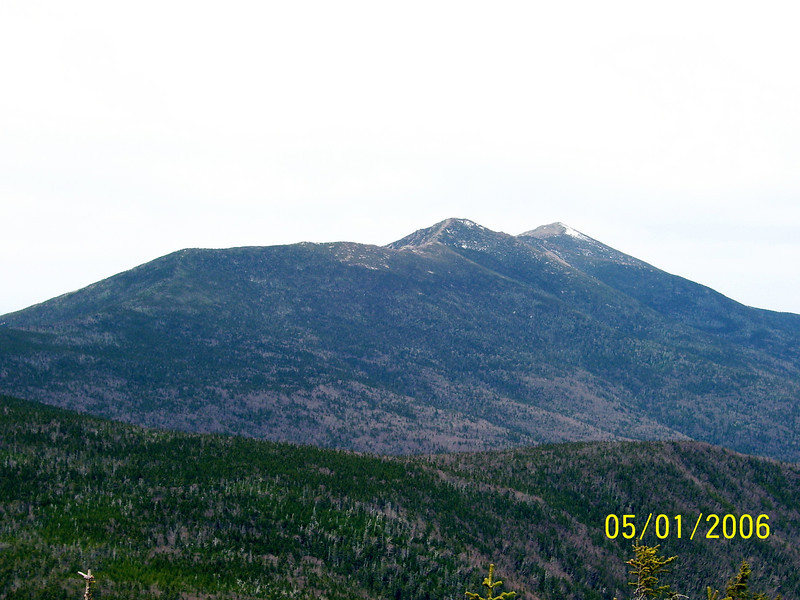 Mts. Flume and Liberty via the Osseo Trail, 05012006