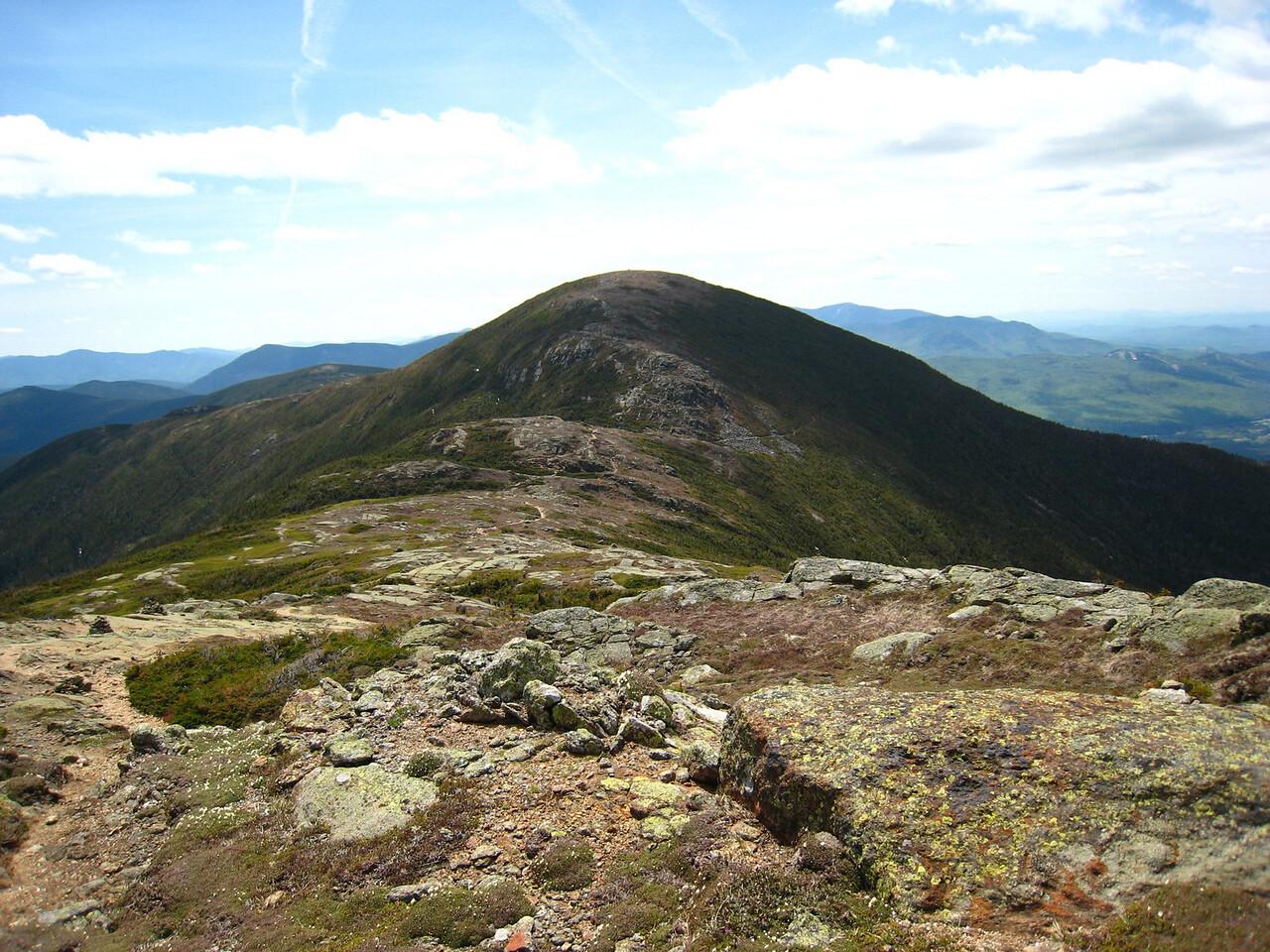 Looking Back at Mt. Ignatius