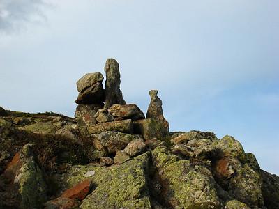 Muckin' About wif dem Rocks