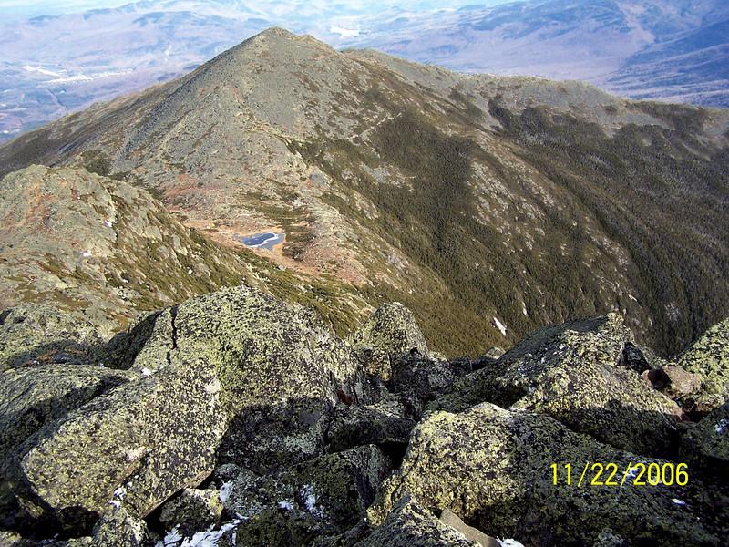 Mt. Madison El Classico (From atop Mt. Adams)