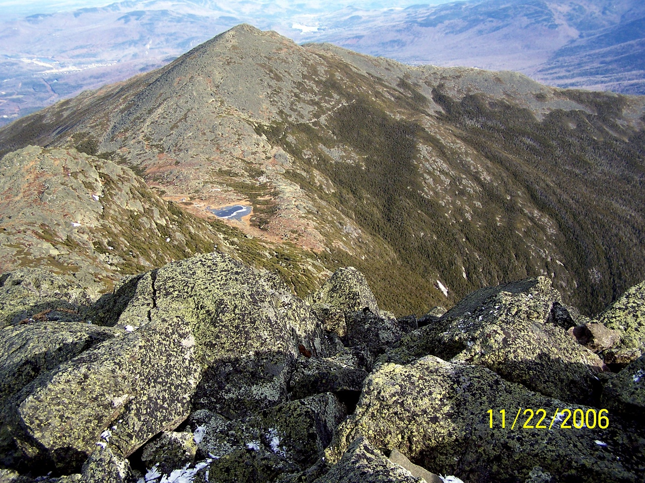 Mt. Madison El Classico (From atop Mt. Adams)