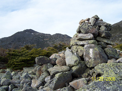 Summit and Cairn