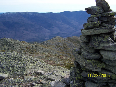 Cairn and Vista
