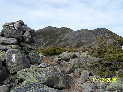 Summit and Ridge (leading to Mt. Madison)