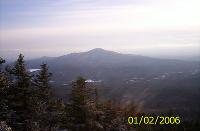 Looking Toward Mt. Kearsarge