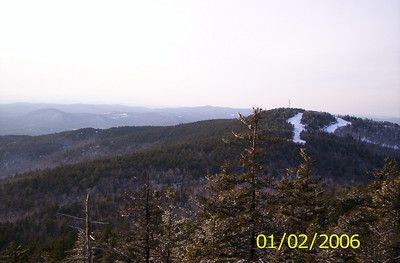 Looking Toward the Ski Area