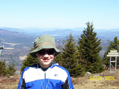 Ragged Mountain Hike, 03272006